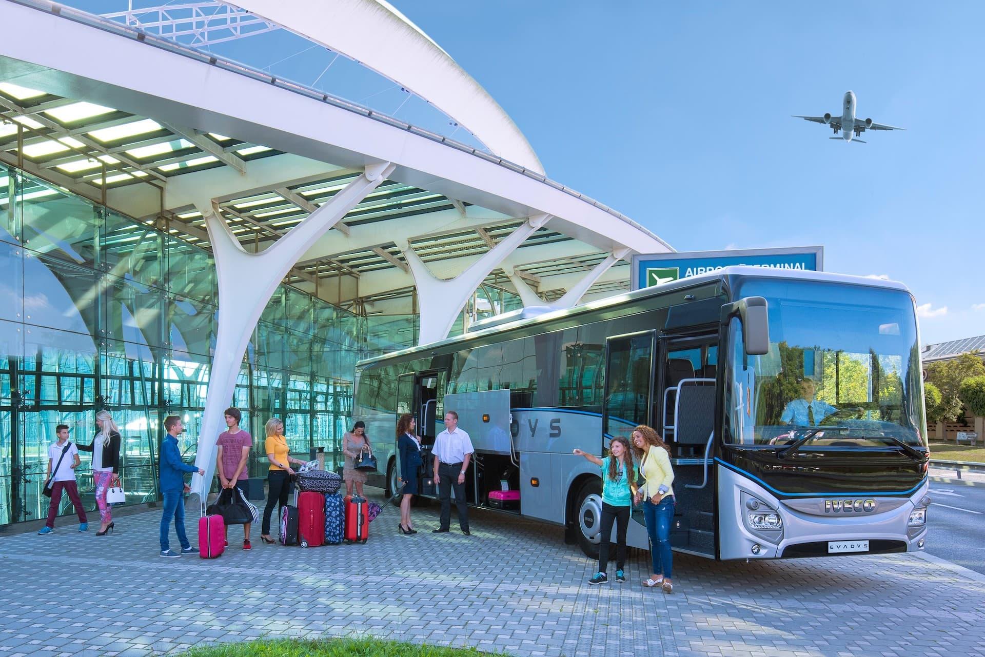 evadys aeroporto turismo